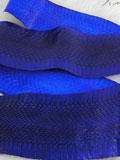 Implora Blue Cobra Snakeskin