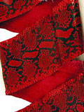 Implora Red Python Snakeskin