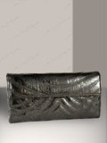 Implora Black Cobra Snakeskin Lady Wallet