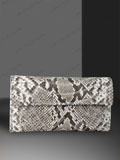 Implora Natural Python Lady Wallet