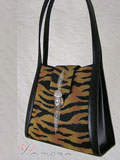 Stingray Tiger Art Deluxe Shoulder Bag