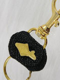 Black Stingray Keyholder